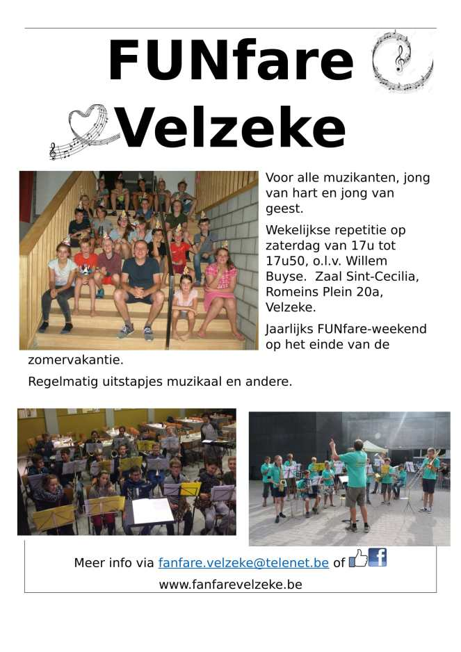 FUNfare Velzeke 2018-1